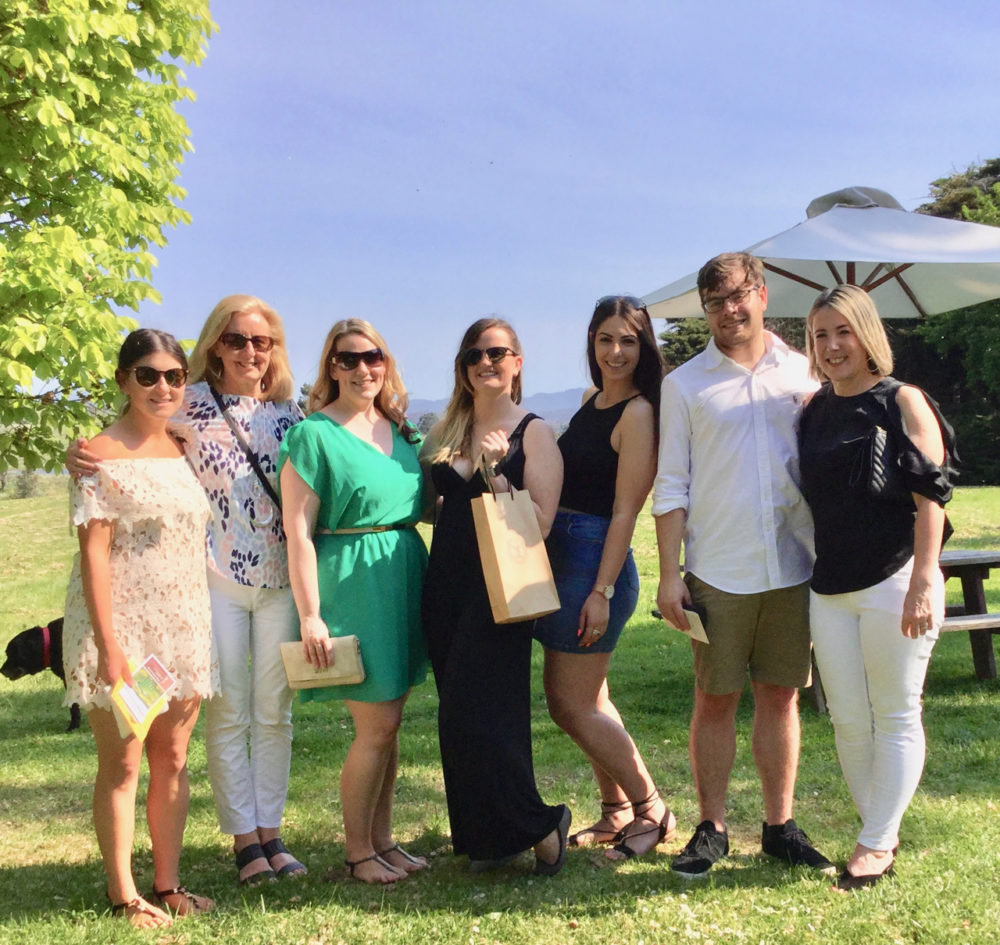 Flight Centre rewarded their staff with a private Yarra Valley Wine Tour with Tour the Valley