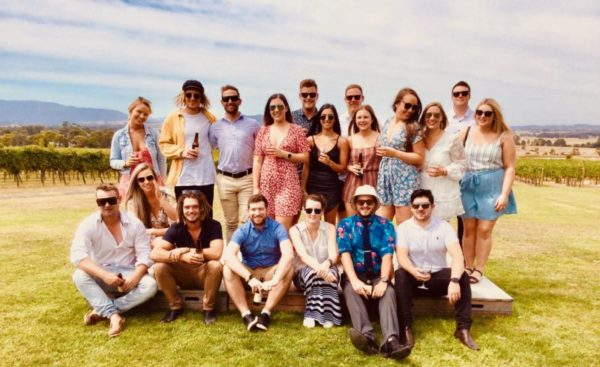 birthday tour of the yarra valley