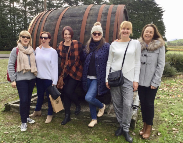 Wine Tour with Tour the Valley